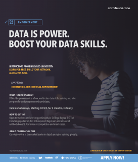 Data Science For All / Empowerment (DS4A)